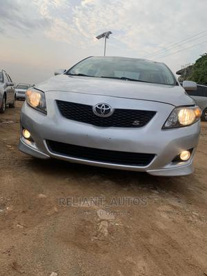 Toyota Corolla 2009 Silver | Cars for sale in Ogun State, Abeokuta South