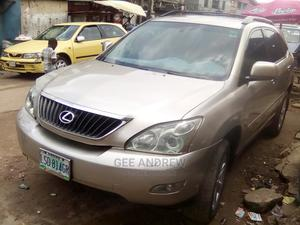 Lexus RX 2008 Gold | Cars for sale in Lagos State, Oshodi