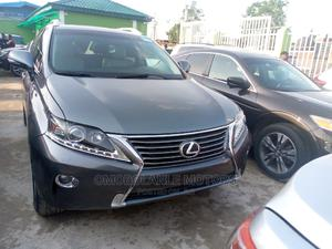 Lexus RX 2013 350 FWD Gray | Cars for sale in Lagos State, Agege