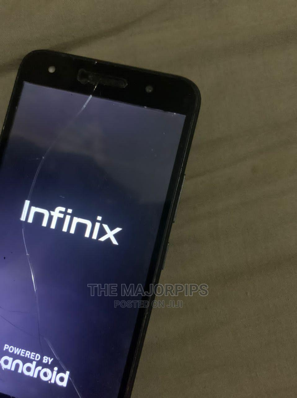 Infinix Hot 5 16 GB Black | Mobile Phones for sale in Ibadan, Oyo State, Nigeria