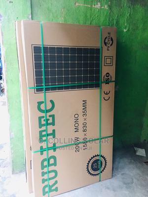 200w RUBITEC Solar Panel   Solar Energy for sale in Lagos State, Ojo