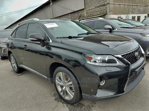 Lexus RX 2015 350 AWD Black | Cars for sale in Lagos State, Apapa