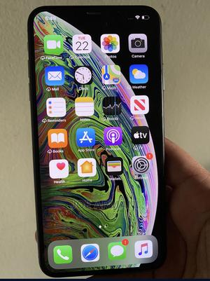 Apple iPhone XS Max 64 GB Black | Mobile Phones for sale in Abuja (FCT) State, Gwarinpa