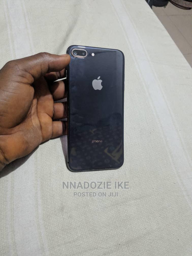 Apple iPhone 8 Plus 64 GB Black   Mobile Phones for sale in Mushin, Lagos State, Nigeria