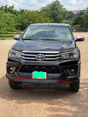 Toyota Hilux 2018 SR5 4x4 Black | Cars for sale in Abuja (FCT) State, Maitama