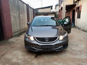 Honda Civic 2013 Gray | Cars for sale in Lagos State, Alimosho