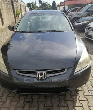 Honda Accord 2005 Gray   Cars for sale in Lagos State, Ikeja