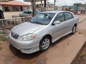 Toyota Corolla 2005 S Silver | Cars for sale in Lagos State, Isolo