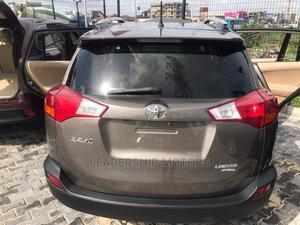 Toyota RAV4 2013 Brown | Cars for sale in Lagos State, Lekki
