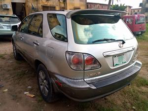 Lexus RX 2002 300 2WD Gray | Cars for sale in Lagos State, Isolo