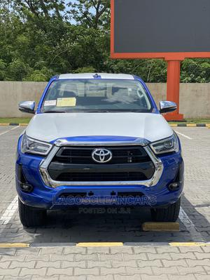 New Toyota Hilux 2021 Blue | Cars for sale in Lagos State, Lekki
