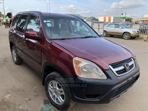 Honda CR-V 2003 2.0i ES Automatic   Cars for sale in Lagos State, Alimosho
