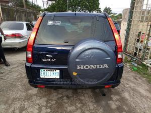 Honda CR-V 2003 Blue | Cars for sale in Lagos State, Surulere
