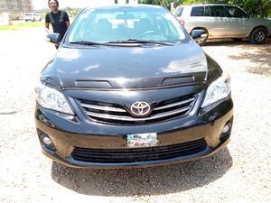 Toyota Corolla 2011 Black | Cars for sale in Abuja (FCT) State, Gudu