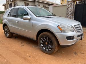 Mercedes-Benz M Class 2007 ML 350 4Matic Silver | Cars for sale in Lagos State, Alimosho