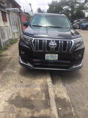 Toyota Land Cruiser Prado 2012 Black | Cars for sale in Lagos State, Amuwo-Odofin
