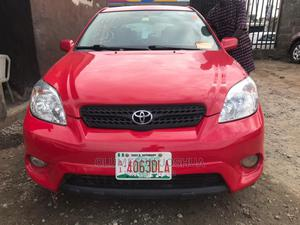 Toyota Matrix 2006 Red | Cars for sale in Lagos State, Ikeja