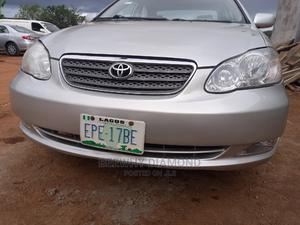 Toyota Corolla 2004 Sedan Automatic Silver | Cars for sale in Ondo State, Akure