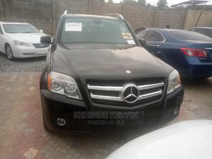Mercedes-Benz GLK-Class 2010 350 4MATIC Black | Cars for sale in Lagos State, Ojodu