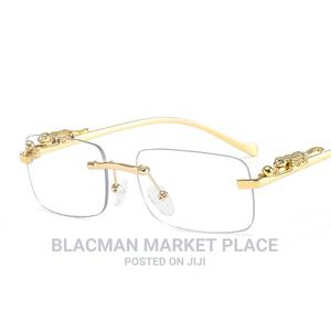 Cartier Gold Rimmed Jaguar Sunglasses | Clothing Accessories for sale in Lagos State, Alimosho
