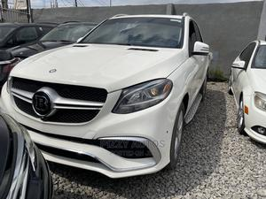 Mercedes-Benz M Class 2013 ML 350 4Matic White | Cars for sale in Lagos State, Ogba