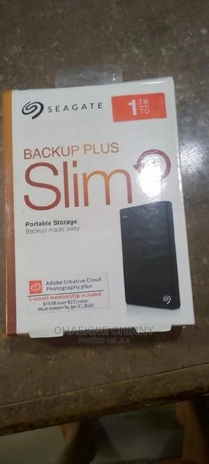 Seagate 1 Tb External Hard Drive | Computer Hardware for sale in Lagos State, Ikeja