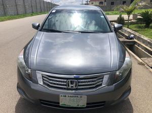 Honda Accord 2008 Silver   Cars for sale in Abuja (FCT) State, Kubwa