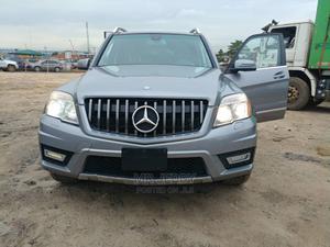 Mercedes-Benz GLK-Class 2010 350 4MATIC Silver | Cars for sale in Lagos State, Agboyi/Ketu