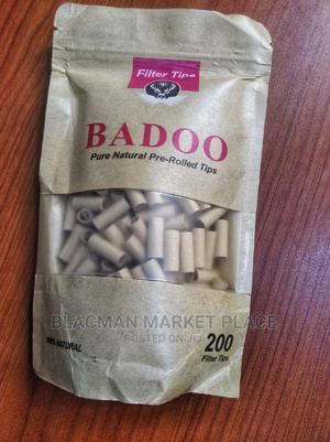 Pure Natural Pre Rolled Filter Tips | Tobacco Accessories for sale in Lagos State, Alimosho