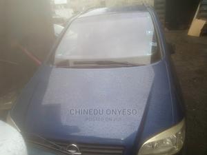 Opel Zafira 2000 Snowtrekker Blue | Cars for sale in Lagos State, Apapa