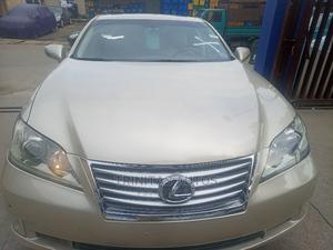 Lexus ES 2011 350 Gold | Cars for sale in Lagos State, Surulere