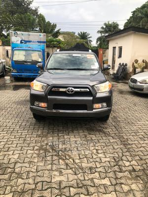 Toyota 4-Runner 2010 SR5 4WD Gray   Cars for sale in Lagos State, Lekki