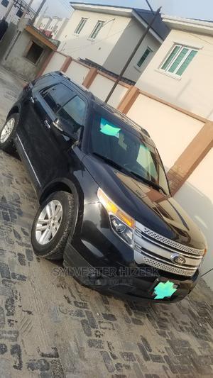 Ford Explorer 2014 Black | Cars for sale in Lagos State, Lekki