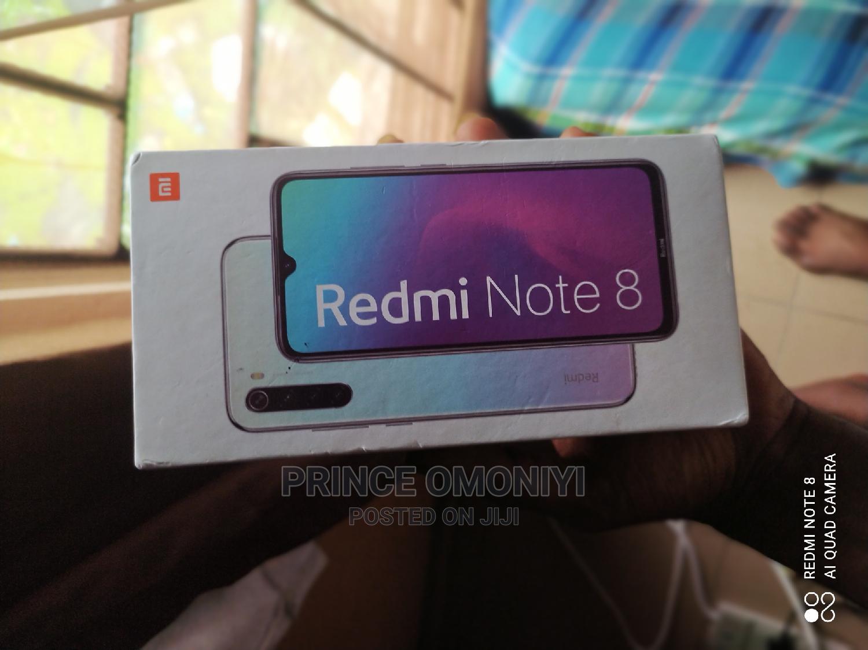 Archive: Xiaomi Redmi Note 8 Pro 64 GB Blue