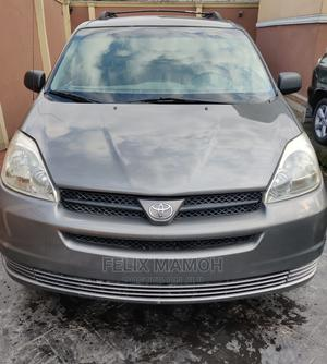 Toyota Sienna 2005 LE AWD Gray | Cars for sale in Rivers State, Obio-Akpor