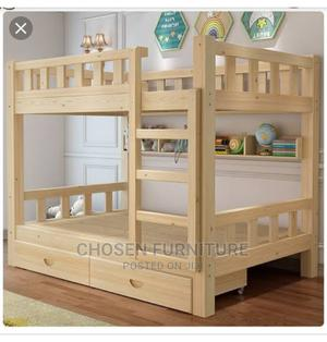 Beautiful 2 Decker Bed Frame for Children | Children's Furniture for sale in Lagos State, Ikeja