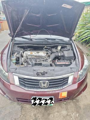 Honda Accord 2008 2.0 Sport Beige | Cars for sale in Lagos State, Surulere