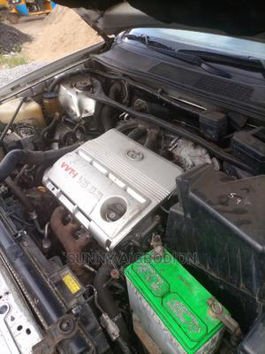 Toyota Highlander 2005 4x4 Silver   Cars for sale in Lagos State, Abule Egba