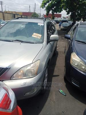 Lexus RX 2005 330 4WD Silver | Cars for sale in Ondo State, Akure