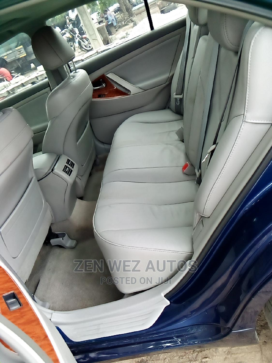 Archive: Toyota Camry 2007 Blue