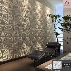 3D Panels Available in Almost All Designs.   Home Accessories for sale in Abuja (FCT) State, Katampe