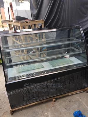 High Quality Cake Display Chiller | Restaurant & Catering Equipment for sale in Akwa Ibom State, Uyo