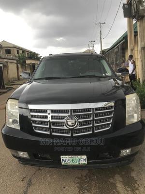 Cadillac Escalade 2007 Black | Cars for sale in Lagos State, Ifako-Ijaiye