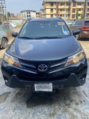 Toyota RAV4 2015 Black   Cars for sale in Lagos State, Ikeja