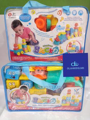 32pcs Train Building Blocks | Toys for sale in Lagos State, Apapa