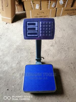 Toma 60kg Digital Scale | Store Equipment for sale in Lagos State, Apapa