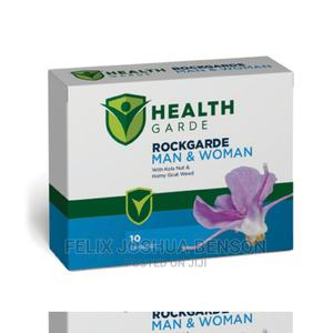 Rockgarde for Men and Women - Healthgarde | Sexual Wellness for sale in Rivers State, Port-Harcourt