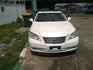 Lexus ES 2008 350 White   Cars for sale in Lagos State, Yaba