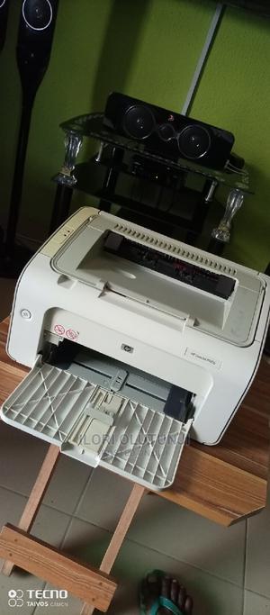 HP Laserjet P1005   Printers & Scanners for sale in Lagos State, Ikeja
