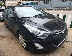 Hyundai Elantra 2011 Limited Black   Cars for sale in Lagos State, Lagos Island (Eko)